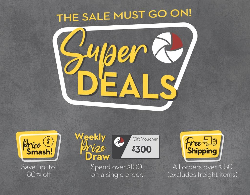 Photogear Super Deal