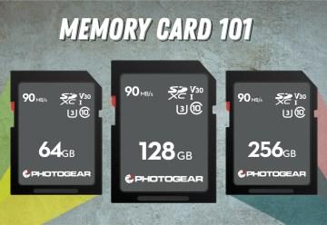 Memory card 101