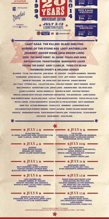 Bluesfest2014-lineup2