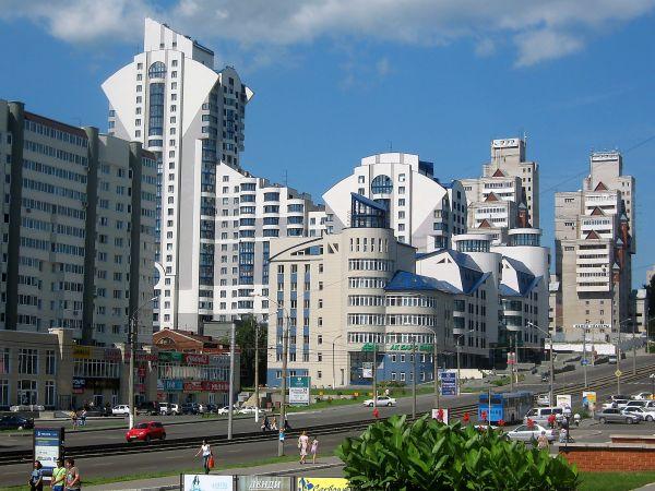 Фото города Барнаул (Россия) - 46 фотографий