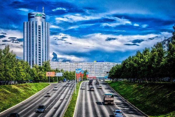 Фото города Набережные Челны (Россия) - 46 фотографий