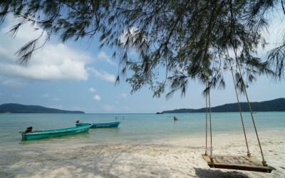Voyage au Cambodge | koh Rong Samloem