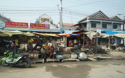 Voyage au Cambodge | Départ de Phnom-Penh