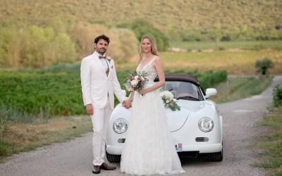 Mariage Laura & Mathieu | Terres de Cambon