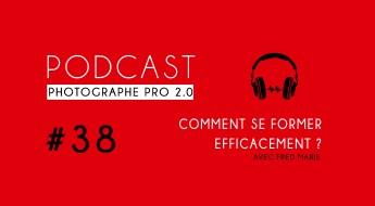 P38 formation podcast photographe pro