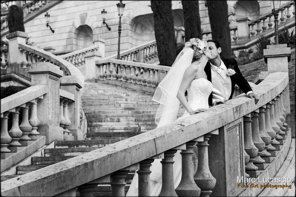 Photo mariage sur le lac d'Annecy