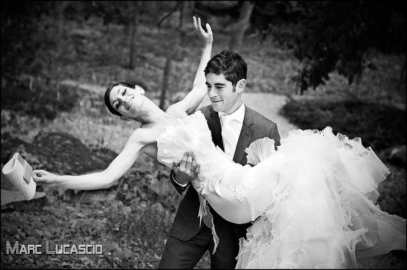 Photo mariage juif au Château Hôtel Mont Royal à Chantilly