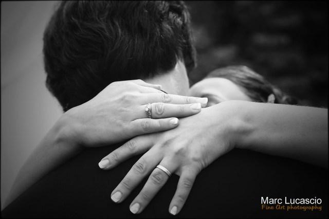 photos de mariage coups de cœur, une tendre image