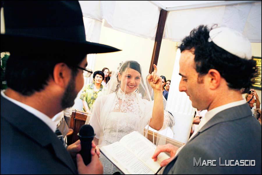 Alliances mariage juive