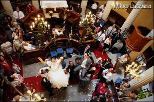 Mariage juif à Avignon