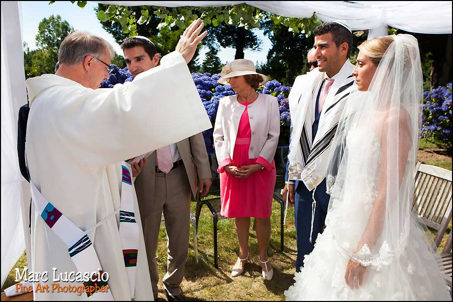 Cérémonie mariage Chrétienne
