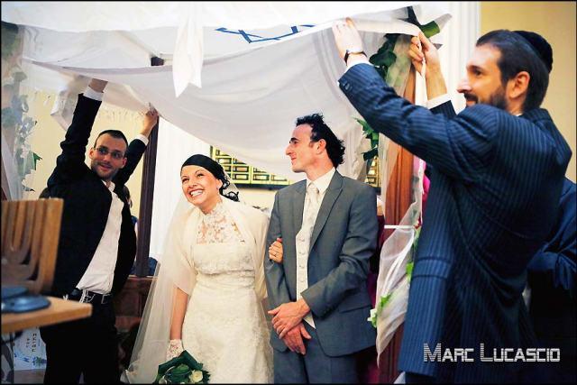 Témoin mariage hébraïque Avignon