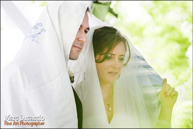prise de vue téléobjectif mariage juif sous la houppa