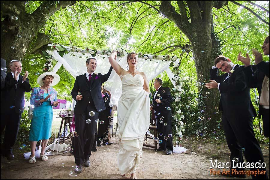 Photos mariage juif champêtre