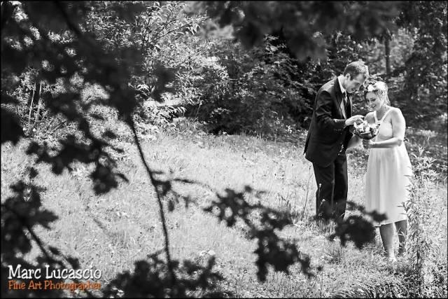 Photos mariage au domaine de Quincampoix