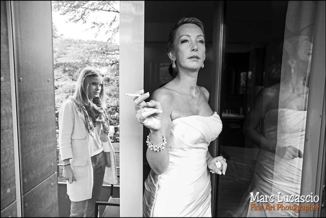 Préparatifs du mariage à Rueil Malmaison à l'Orangerie de Malmaison.