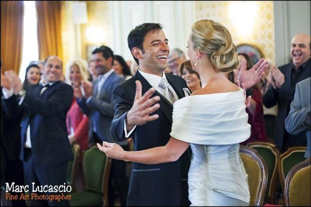 Mariage juf à la mairie