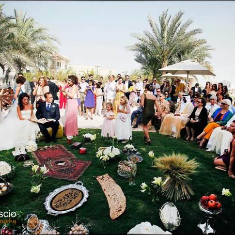 mariage religieux Iranien à Dubaï