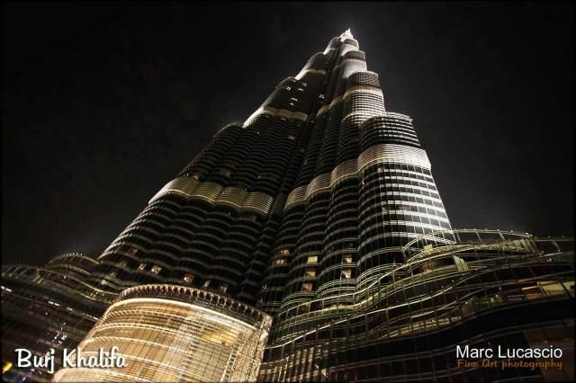 Mariage à Burj Khalifa