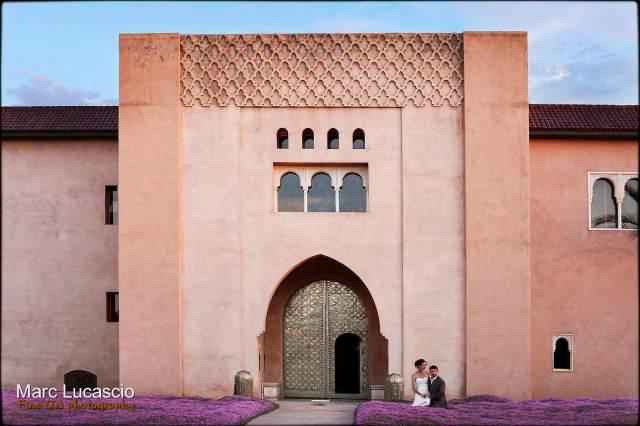 Mariage à la palmeraie de Marrakech au Dar Challa