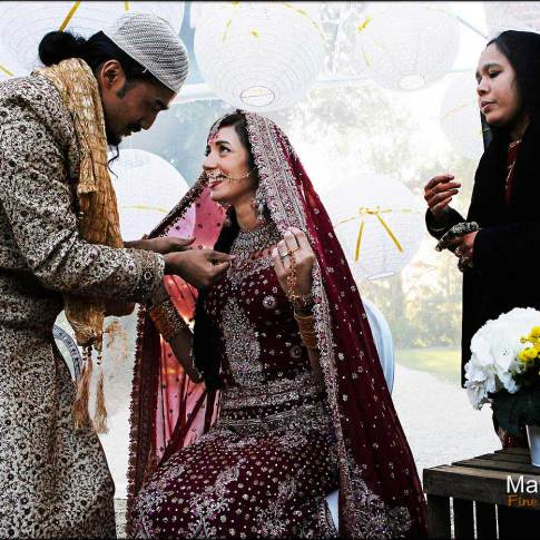 Mariage Pakistanais Traditionnel