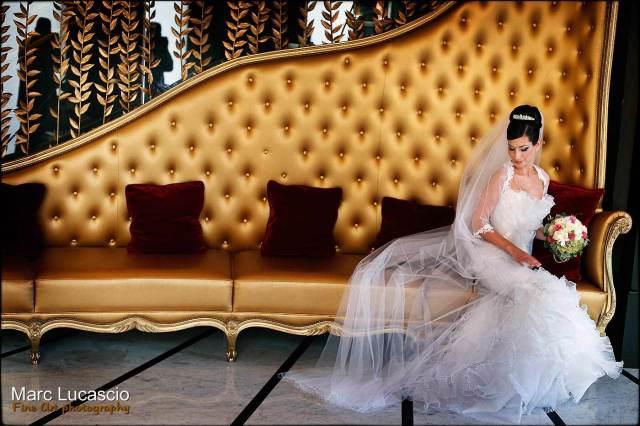 Mariage juif au Fouquet's