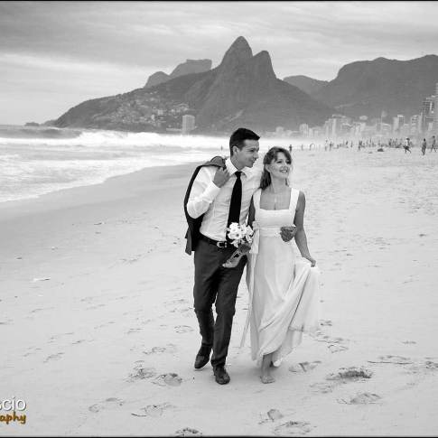 photo mariage rio de janeiro copacabana