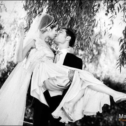 Un coup de coeur pour ce mariage romantique