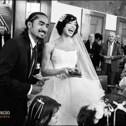 Mariage d'un couple Franco Pakistanais