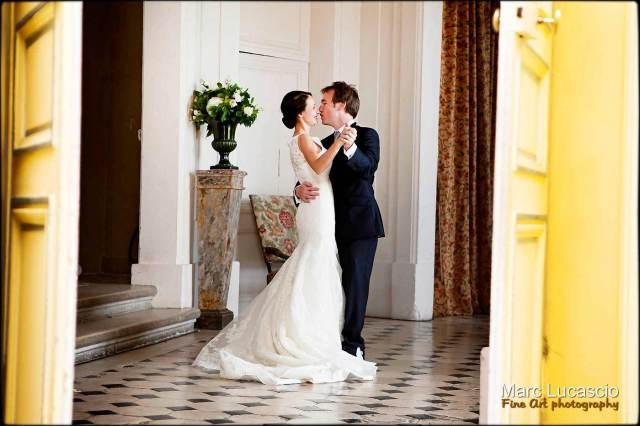 La première danse des mariées