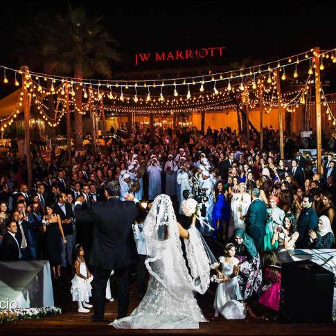 Mariage cérémonie mariage au Caire