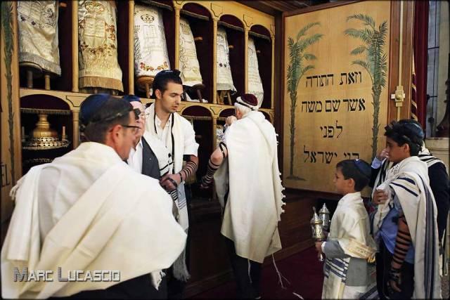 photo bar mitzvah synagogue bordeaux