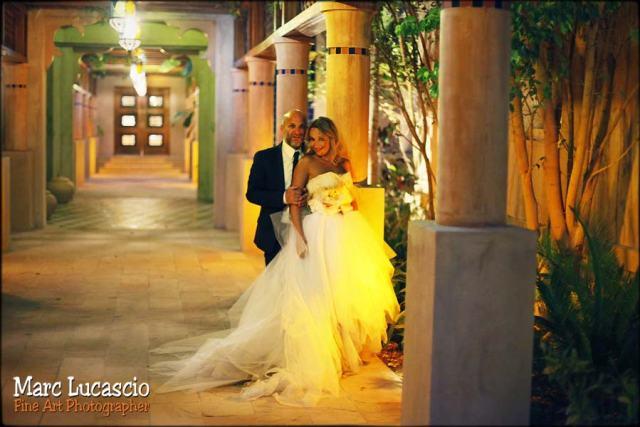 Dubaï photo mariage lumière naturel