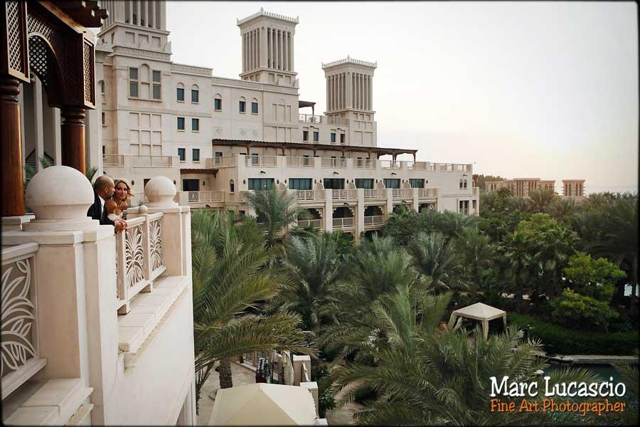 Dubaï photo portrait mariage