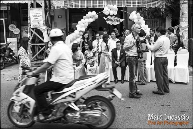 le photographe mariage Vietnam