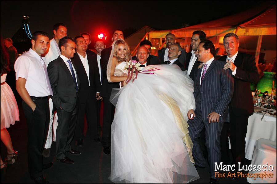 mariage Dubaï groupe