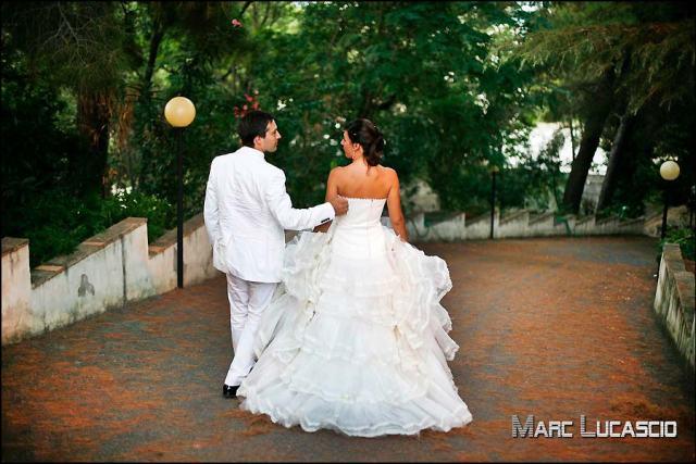 photo de couple en Italie
