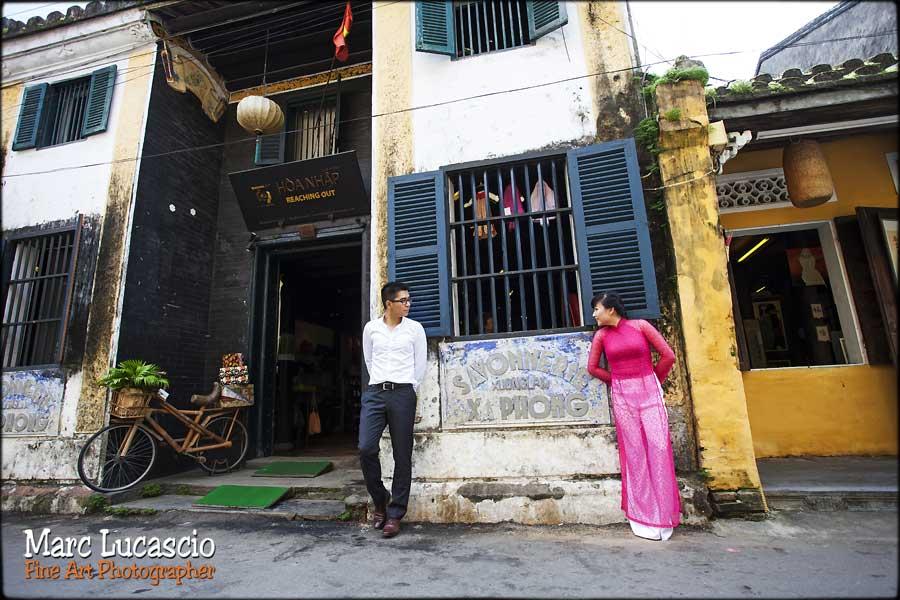 mariage Vietnam ville française