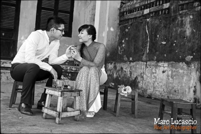 photojournaliste mariage Vietnam