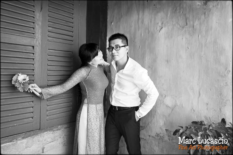 reportage mariage Vietnam