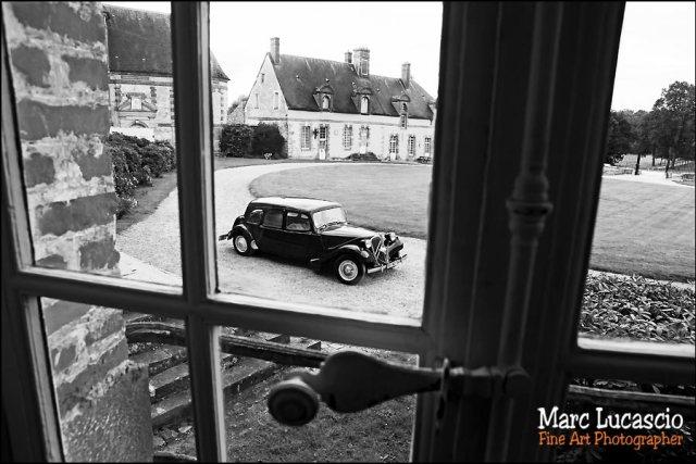 photos mariage voiture