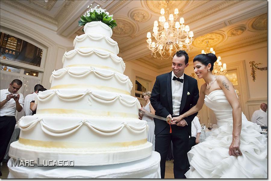 gateau du mariage Istanbul