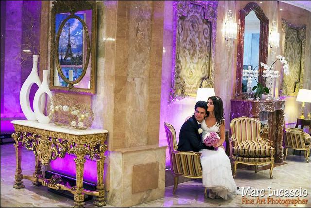 Beau mariage juif aux salons Hoche à Paris
