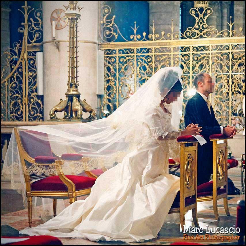 célébration mariage notre dame de paris