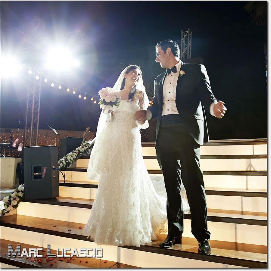 Soirée mariage au Caire