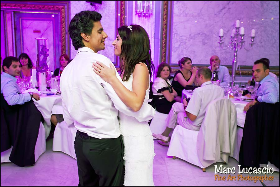 photo bal mariage salons hoche paris
