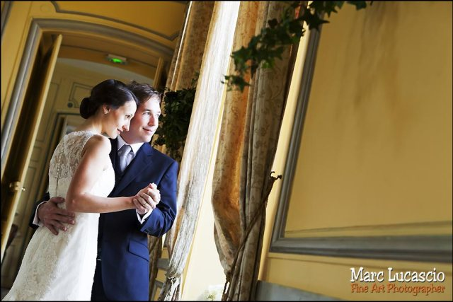 Photographe de mariage au château de Neuville