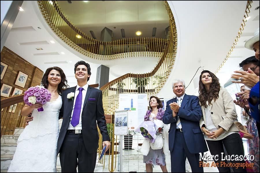 mariage mairie 17 e paris