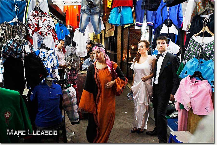 photos mariage tanger souk maroc