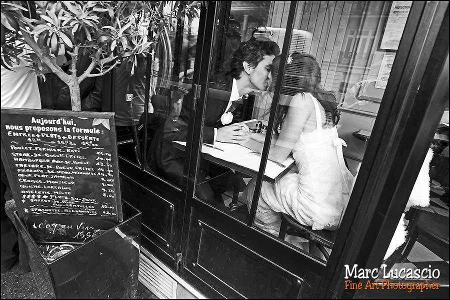 mariage paris petit restaurant